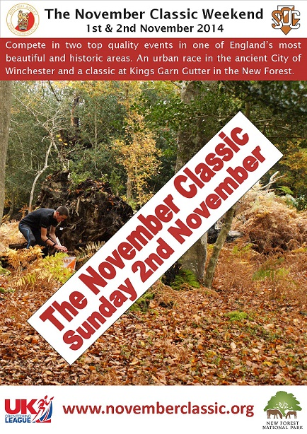 The November Classic 2014